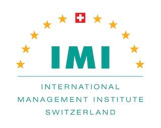 IMI International Management Institute logo